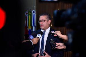 Josué Neto reforça compromisso de apoio à interiorização da Defensoria Pública do AM