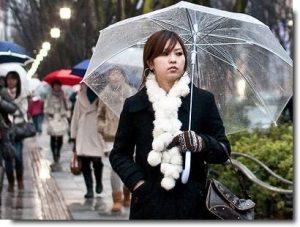Fortes chuvas provocam risco de deslizamentos no Japão