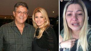 Antônia Fontenelle chora ao comemorar vitória contra as filhas de Marcos Paulo