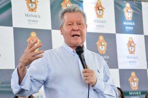 Arthur Neto anuncia que todo dinheiro da tarifa de ônibus será repassado à Prefeitura