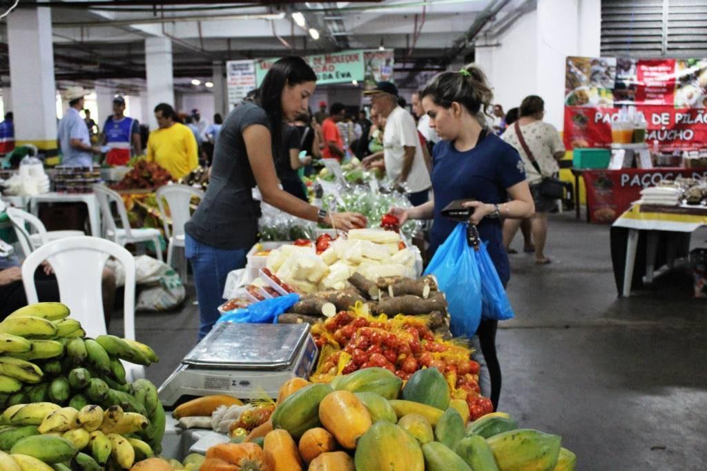 Manaus Plaza recebe feira de produtos regionais nesta quinta-feira (15) 1