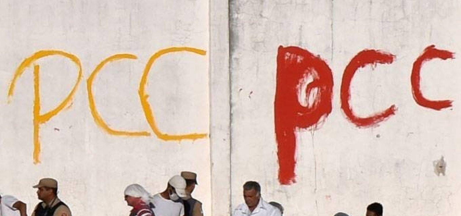 Líder do PCC diz que diálogo era mais fácil em governos do PT e critica Moro e Bolsonaro
