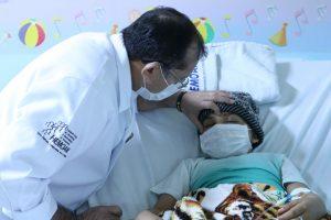 Hipnose clínica auxilia tratamento da leucemia em pacientes infantis da Fundação Hemoam