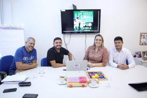 Após reunião, Seped garante entrada de PcDs em jogos do Manaus F.C.