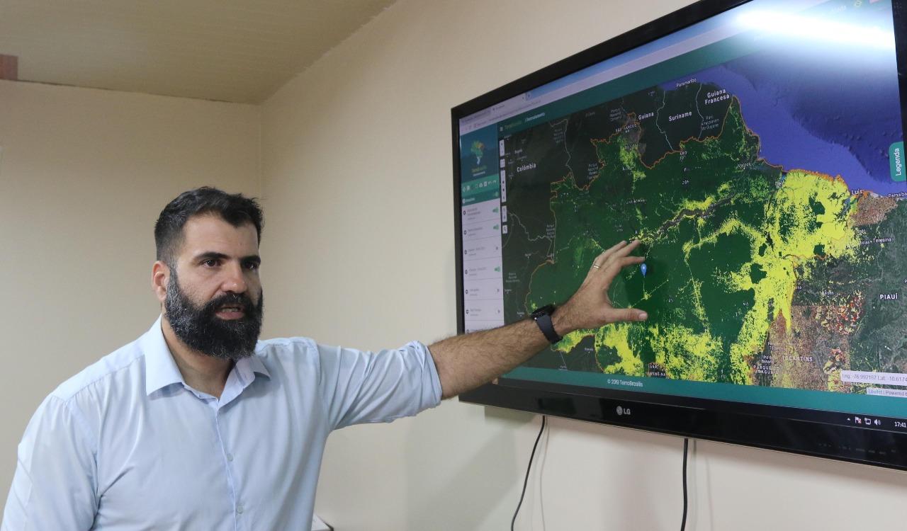 Governo decreta situação de emergência por queimadas no Sul do Estado e Região Metropolitana de Manaus