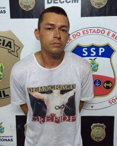 Polícia Militar, por meio da 14ª Cicom, detém suspeito de violência doméstica