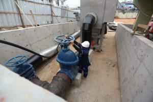 UGPE avança em nova fase da construção da Estação de Tratamento de Esgoto de Educandos