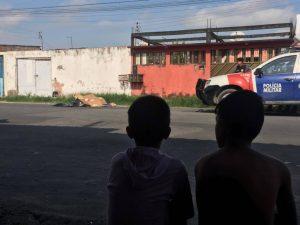 Indígena é morto a tiros no Conjunto Cidadão 12, em Manaus
