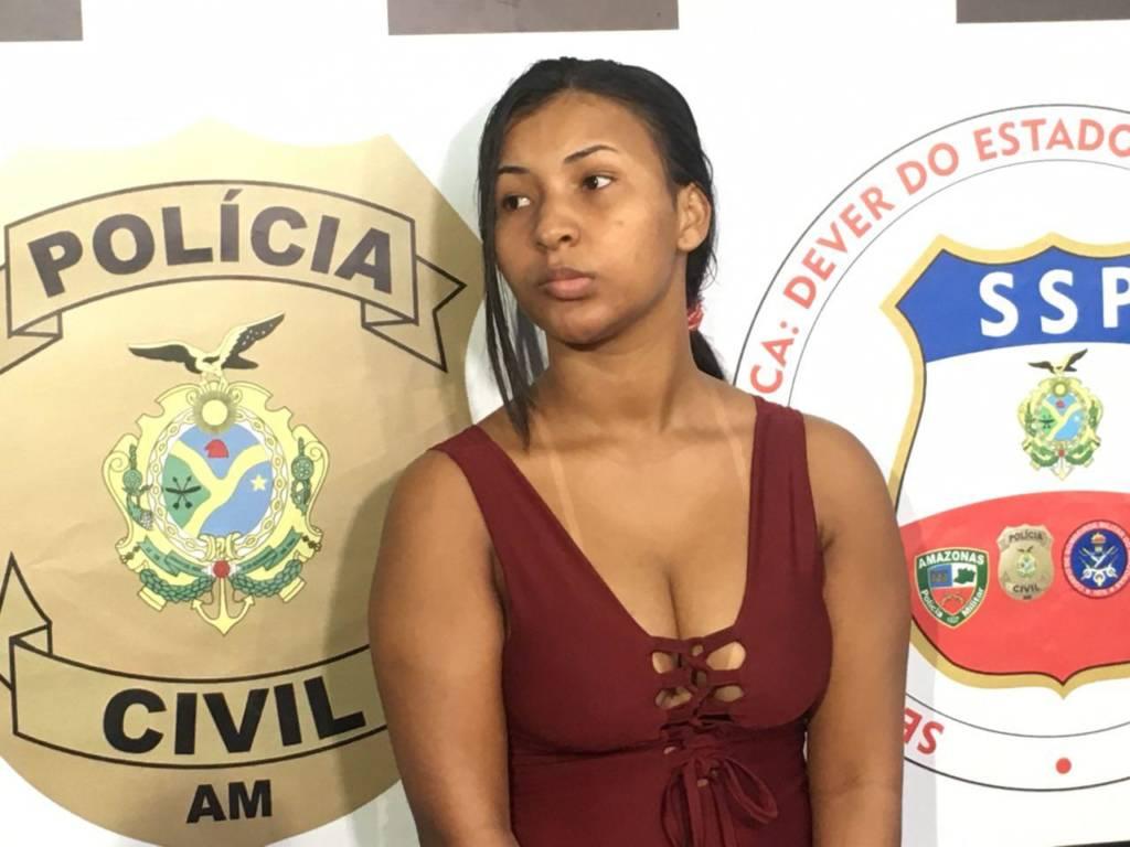 Mulher suspeita de matar jovem durante briga é presa, em Manaus