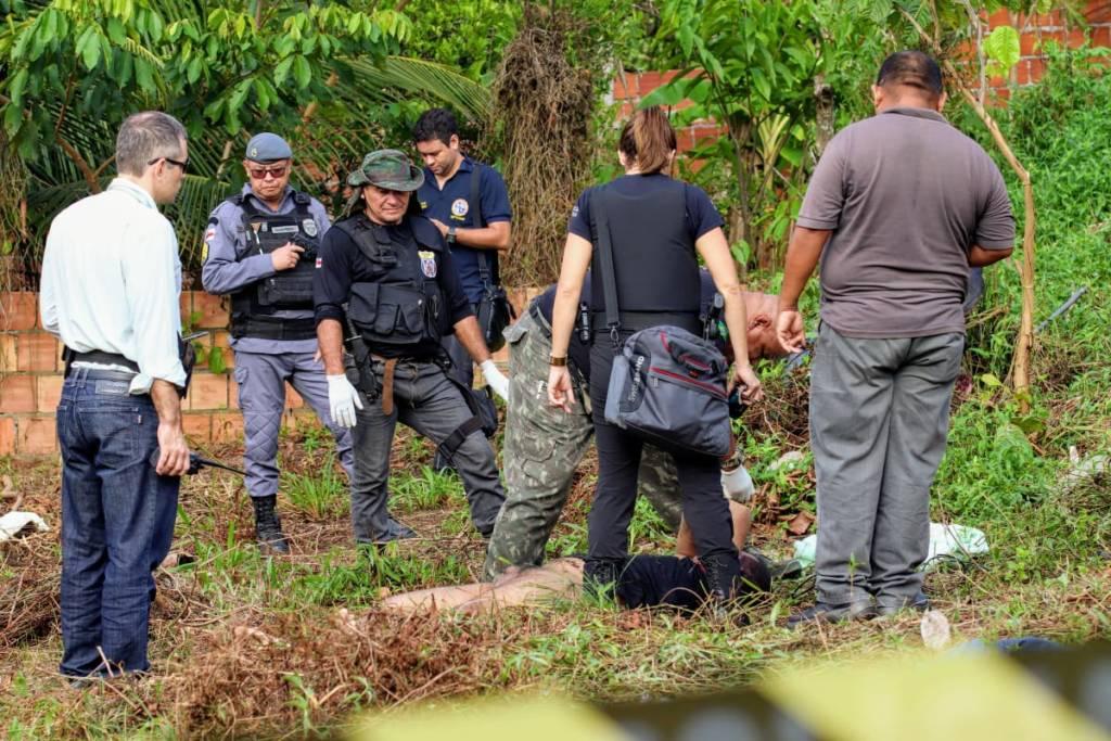 Corpos são encontrados com suspeita de enforcamento na Cidade Nova, em Manaus