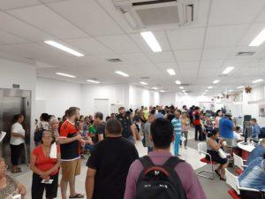 Agência bancária de Manaus é novamente autuada por descumprimento à Lei da Fila