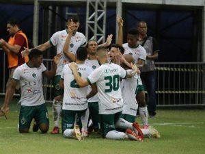 Manaus vence Jacuipense-BA e vai para final da Série D do Brasileiro