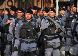 Policiais Militares anunciam paralisação parcial dos serviços