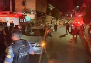 Carro de Uber é fuzilado e passageiro morre, na Zona Norte de Manaus