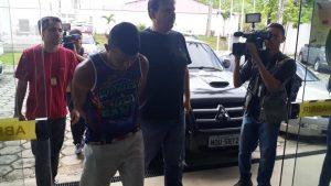 Ex-jogador do Nacional é preso após realizar assalto com reféns, em Manaus