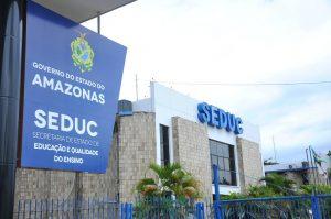 Seduc paga R$ 1, 2 milhão em aluguel de prédio abandonado, em Manaus