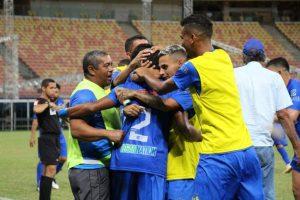 Nacional vence Humaitá-AC e agora enfrenta o Paysandu nas oitavas da Copa Verde