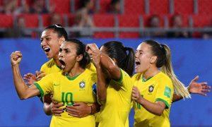 Brasil será candidato a sediar Copa do Mundo de Futebol Feminino de 2023