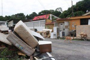 Defesa civil de Manaus registra mais de 100 ocorrências após temporal