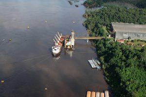 Uma pessoa morre em naufrágio de embarcação de pequeno no AM