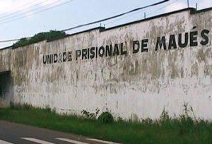 Oito detentos fugiram da Unidade Prisional de Maués nesta segunda