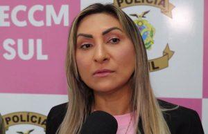 Delegacia da mulher na zona sul de Manaus registra 1,3 mil ocorrências