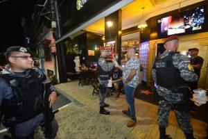 Polícia recebe 492 denúncias de descumprimento do decreto de prevenção ao Covid-19