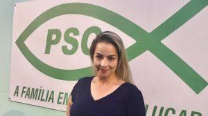 'Vamos fazer a diferença em Manaus', diz Carol Braz ao assumir Diretório Municipal do PSC