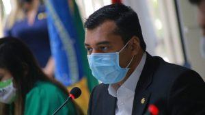 Amazonas deve reduzir índices de desmatamento em 15% até 2022, diz Wilson Lima