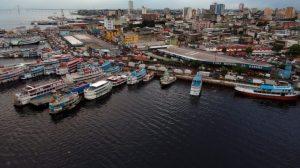 Suspensão do transporte fluvial de passageiros evitou contagio de 123 mil pessoas no AM, diz pesquisa