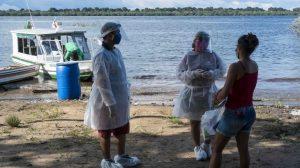 Frente 'Aliança Covid' lança guia para agentes comunitários de saúde no interior do Amazonas