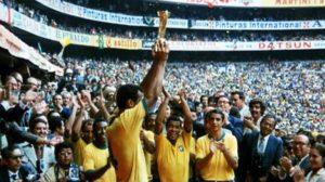 Música que embalou Copa do Mundo de 1970 virou hino da ditadura militar