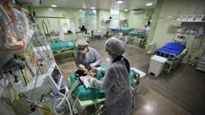 Amazonas registra mais 1.423 casos da Covid-19 e ultrapassa a marca dos 51 mil infectados