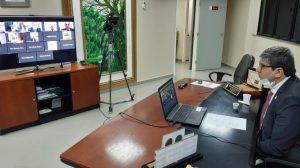 Presidente da CMM cobra justificativas de vereadores faltosos durante as sessões virtuais