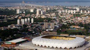 Manaus atrai 4,5 mi pessoas para negócios; sendo considerada metrópole da Amazônia Legal, diz IBGE