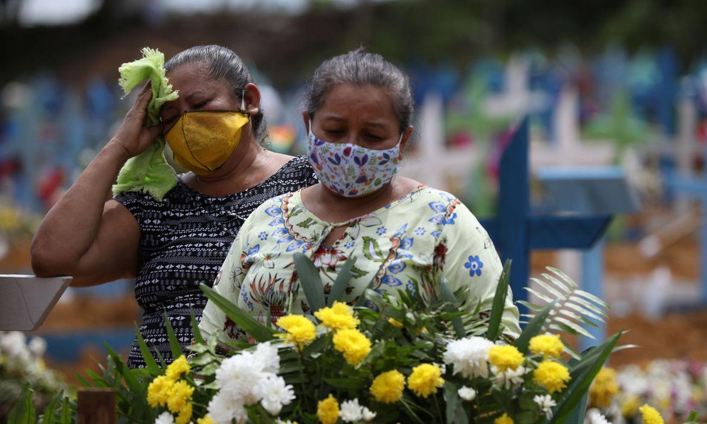 Primeira morte por covid-19 no Brasil aconteceu em 12 de março
