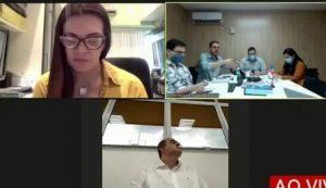 Em debate virtual, titular da Sefaz/AM fala da arrecadação do Estado e a perda de 20% da receita em maio