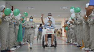 Hospital de campanha municipal já soma 500 altas médicas