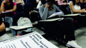 Estudantes já podem fazer consultas para a nova data do Enem