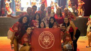 Legião Vermelha realiza live 'Esquenta Dia dos namorados' com toadas do Bumbá Garantido
