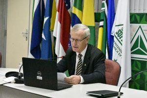 Algacir Polsin toma posse como superintendente da Suframa