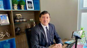 Deputado Felipe Souza fica de fora da CPI da Saúde e aciona a Justiça