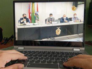 Notebook da CPI da Saúde com informações sigilosas é furtado em Manaus