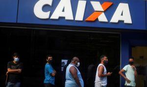 Caixa paga 4ª parcela de auxílio a beneficiários do Bolsa Família