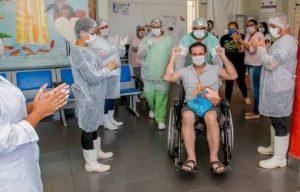 Comemoração: Manaus registra novamente 24h sem mortos por Covid-19