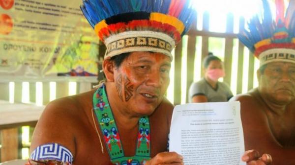 'Protocolo da Sesai para enterros de indígenas mortos por Covid-19, em RR, fere costumes e tradições', diz líder Tuxaua