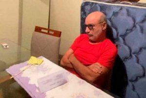 Presidente do STJ concede prisão domiciliar a Fabrício Queiroz
