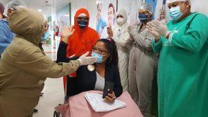Hospital Delphina Aziz chega a 1.500 altas de pacientes recuperados da Covid-19.
