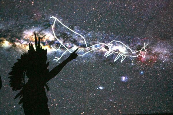 Astronomia Indígena é tema de evento gratuito do Sesc Amazonas