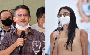 Juiz mantém na Justiça Federal análise do pedido de prisão do prefeito de Manaus e de secretária de Saúde